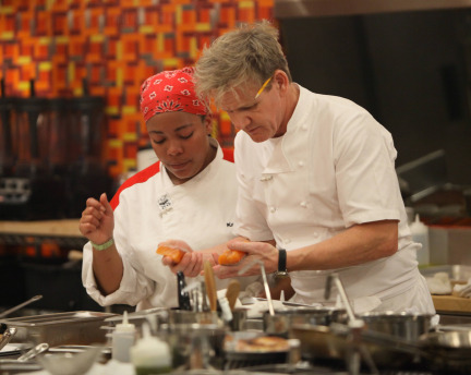 Hell S Kitchen Blind Taste Test