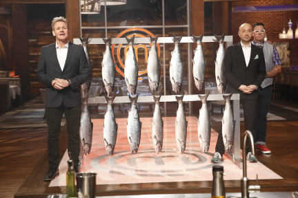 MasterChef 2014 Season 5 Spoilers - Week 9 Preview