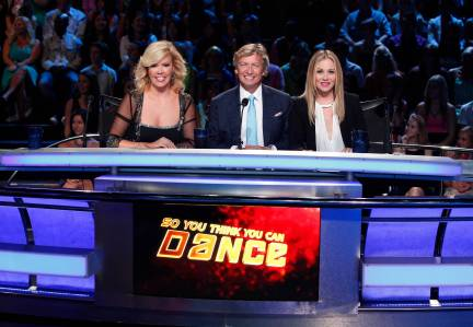 So You Think You Can Dance 2014 Spoilers - Top 10 Results