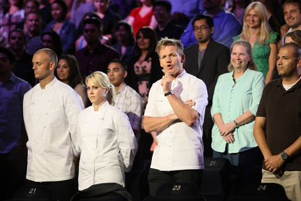 Hell's Kitchen 2014 Spoilers - Premiere Preview 7