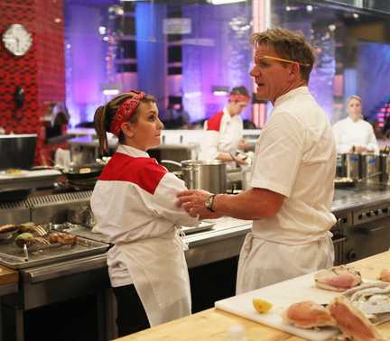 Hell S Kitchen 2014 Recap Week 2 Who Was Eliminated