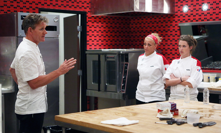 Hell's Kitchen 2014 Spoilers - Week 2 Preview 8