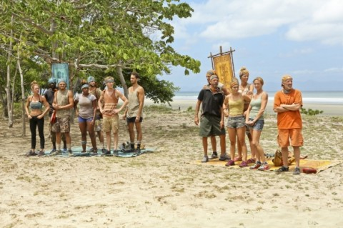 Who was voted off survivor 2014 season 29 last night week 6 reality