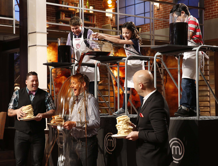 MasterChef Junior 2014 Spoilers - Week 2 Preview 4