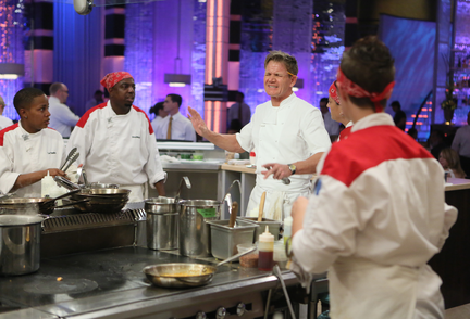 Hell's Kitchen 2014 Spoilers - Week 11 Preview 2