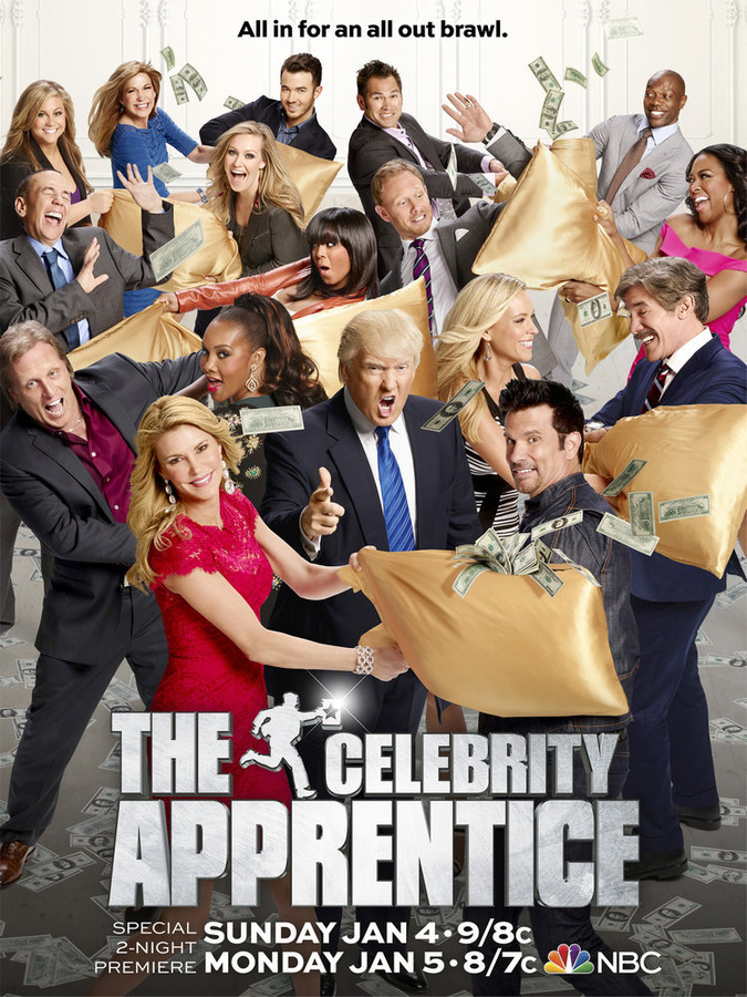 The us apprentice celebrity spoiler