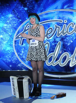 Joey Cook American Idol