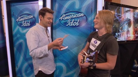 American Idol Auditions 2015 - Riley Bria