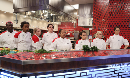 Hell's Kitchen 2015 Spoilers - Week 3 Results