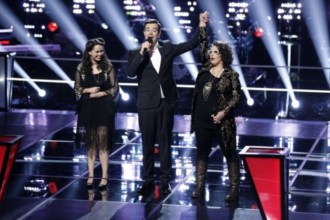 The Voice USA 2015 Spoilers - Voice Battles - Night 2 Results