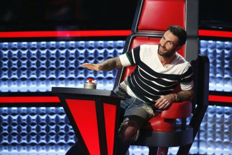 The Voice USA 2015 Spoilers - Voice Knockouts Team Adam