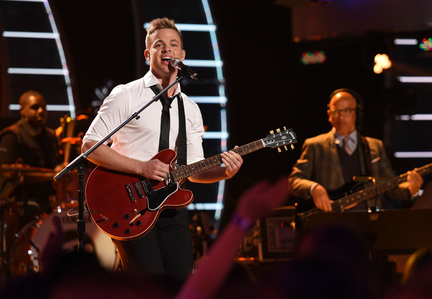 American Idol 2015 Spoilers - Top 7 Performances - Clark Beckham