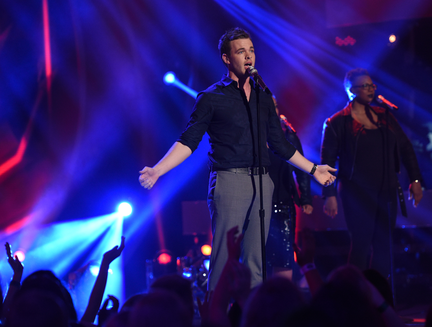 American Idol 2015 Spoilers - Top 8 - Clark Beckham Performance
