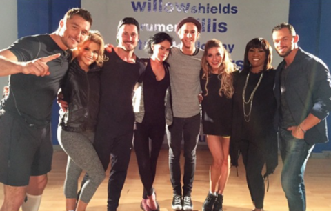 Dancing with the Stars 2015 Spoilers - Team Trouble Performance