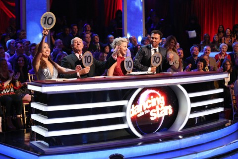 Dancing with the Stars 2015 Spoilers - Week 8 results
