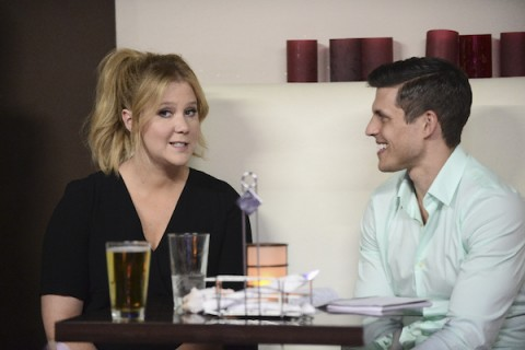 AMY SCHUMER, CHRIS
